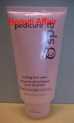 Beauticontrol BC Spa Pedicure Cooling Foot Salve