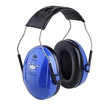 3M 3M Optime Kid Little Prince Blue Children Ear Muffs / Defenders
