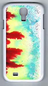 Abstract Painting Samsung Galaxy S4 I9500 Case Cover, case for Samsung Galaxy S4 I9500