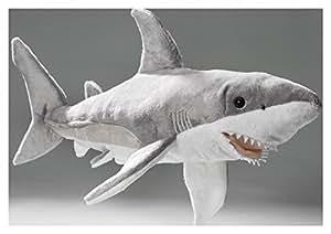 Peluche - Tiburón (felpa, 50cm) [Juguete]