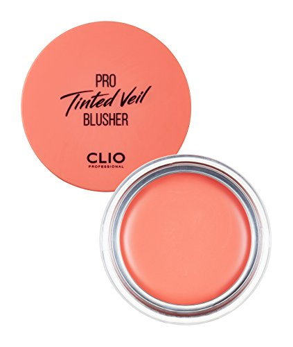 CLIO Pro Tinted Veil Blusher 1.6 Ounce 004 Match (Matchmakers Printed)