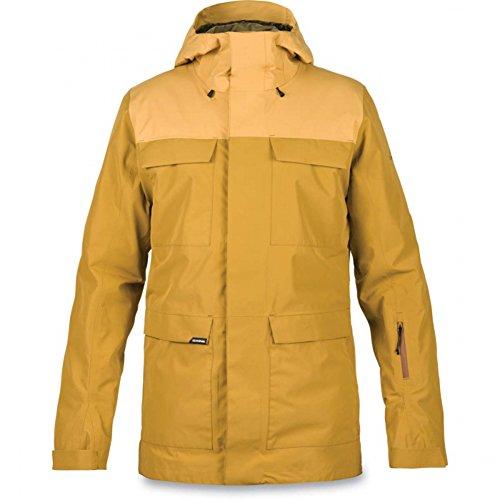 DAKINE Men's Control Quick Dry Jacket, Buckskin, Lil Buck...