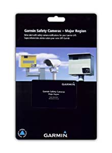 Garmin - Tarjeta para detección de radares en las regiones principales