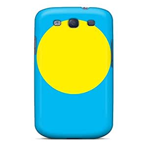 New Arrival Case Specially Design For Galaxy S3 (palau Flag)