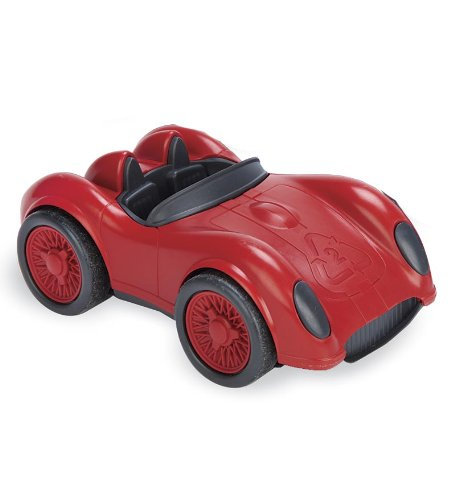 (Green Toys Race Car -Red)