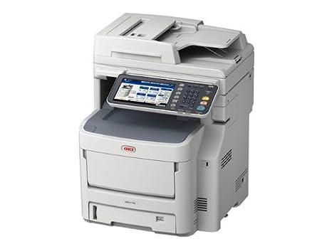 Amazon.com: OKI A4 color impresora láser multifunción 40ppm ...