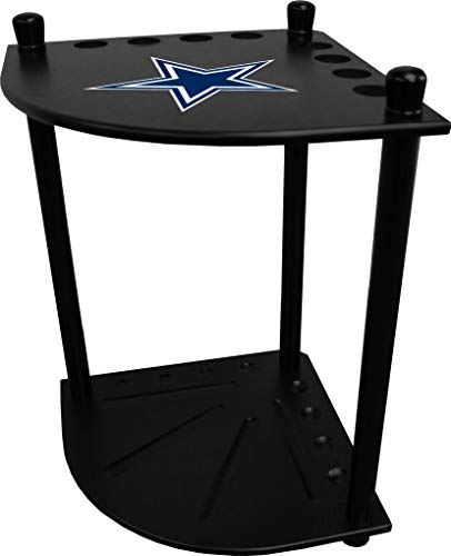 - Imperial Officaly Licensed NFL Furniture: Corner Cue Rack, Dallas Cowboys