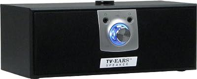 TV Ears Digital TV Speaker System - Wireless, Voice Clarifying, Doctor Recommended, 11290 - Version 5.0