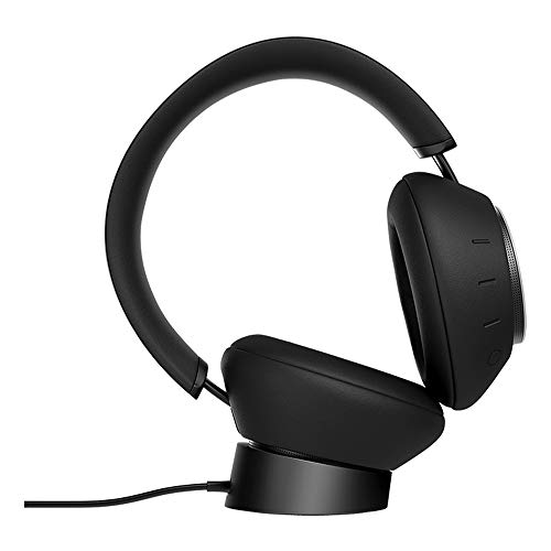 Dolby Dimension Wireless Bluetooth Over Ear Headphones with Active Noise Cancellation (Black) with Dolby LifeMix – Perfected for Entertainment at Home On TV, Smart Phones, Tablets and More