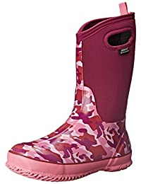Bogs Classic Camo Waterproof Winter & Rain Boot (Infant/Toddler/Little Kid/Big Kid)