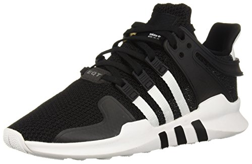 Black Adv Eqt Support white grey Adidas W Three Originalseqt Femme 4Ynx7