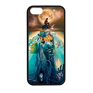 Ariel Little Mermaid Image Protective For Ipod Touch 4 Phone Case Cover Cover Hard Plastic For Ipod Touch 4 Phone Case Cover