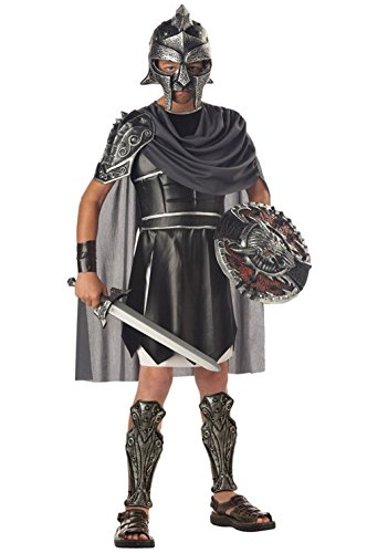 [Mememall Fashion Boys Greek Roman Gladiator Hercules Warrior Child Costume] (Gladiator Dog Costumes)