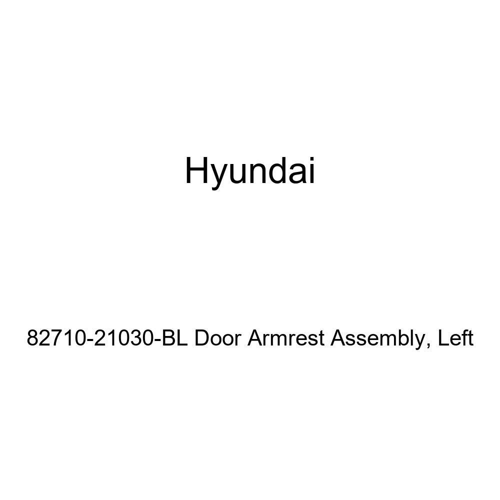 Genuine Hyundai 82710-21030-BL Door Armrest Assembly Left