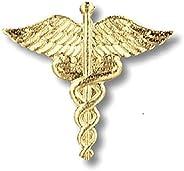 Prestige Medical Certified Medical Assistant Pin, 0.2 oz, Caduceus