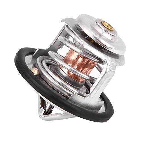 (Oneuda Engine Coolant Thermostat for Toyota Hilux Diesel 3L 2L LN106 LN107 LN111 LN130 90916-03099 Thermostat Housing Assembly New)