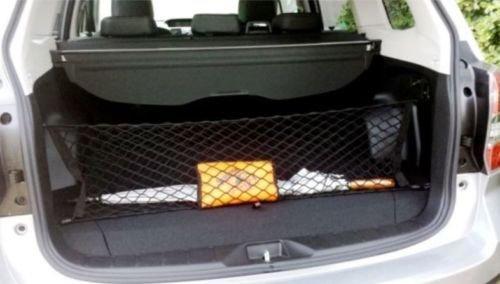 Envelope Trunk Rear Vertical Cargo Net for Subaru Forester New