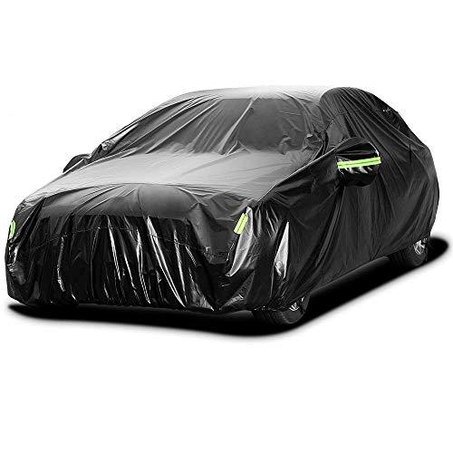 Autoafdekking, combi, autohoes, volledige garage, autohoes, combi, waterdicht, fosforescerend autoafdekzeil…