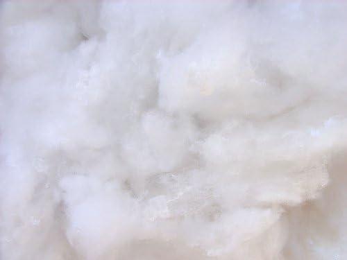EUR 11,80//kg ouate de remplissage ouate synth/étique fine Ouate de rembourrage silicon/és 100/% polyester Oeko-Tex Standard 100 classe de produit 1 1kg lavable blanc
