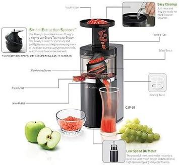 Coway JuicePresso Elektrische Saftpresse Entsafter Neu