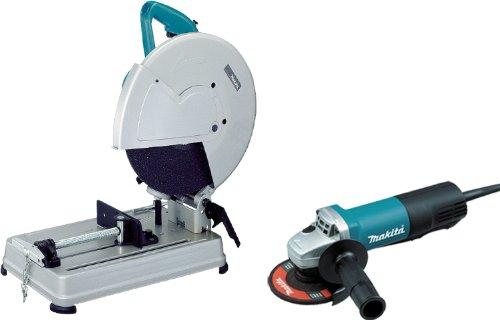 Makita 2414NBX2 14-Inch 15-AMP Abrasive Cutoff Saw (with ...