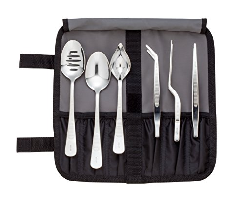 - Mercer Culinary 7 Piece Plating Kit Version 2