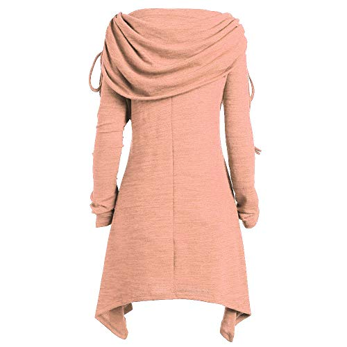 Femme Sweater Pull Jumpers Hauts Sexy Osyard Orange Nue Epaule Longues Manches Sweatshirt Slim dEzx1qwg