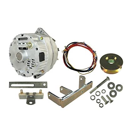 all states ag parts alternator conversion kit international super m m