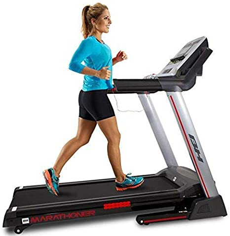 BH Marathoner cinta de correr - 21Km/h - 36 programas - Iconcept ...