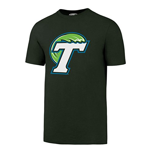 NCAA Tulane Green Wave Men's OTS Rival Tee, X-Large, Dark ()