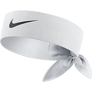 992293e1cfb8 Nike Men Tennis Headband - White White Black