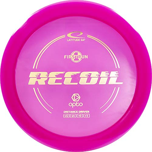 Latitude 64 First Run Opto Line Recoil Distance Driver Golf Disc [Colors May Vary] - 173-176g
