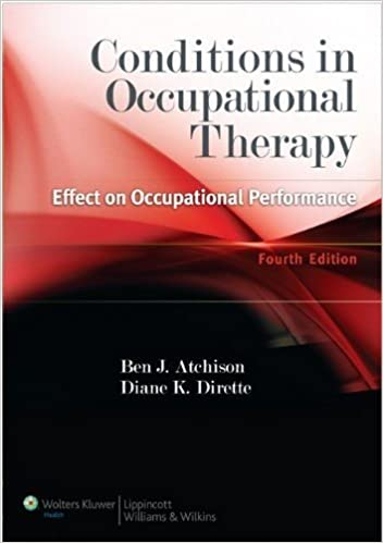 The Conditions in Ocational Therapy: Effect on Ocational Performance