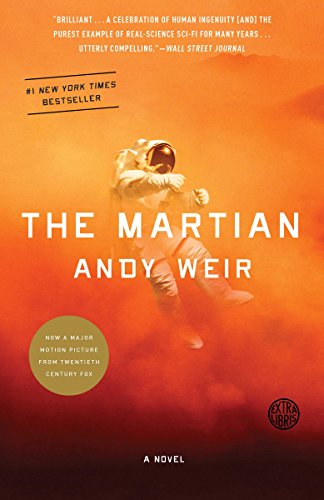 The Martian: A Novel cover