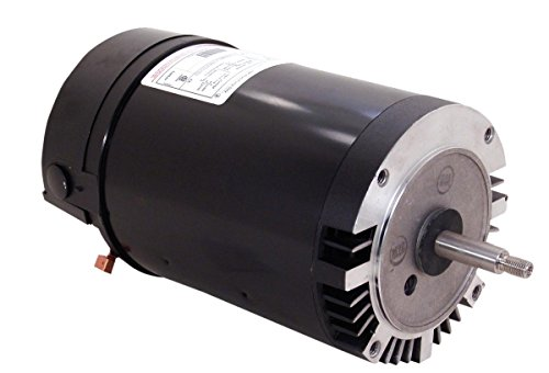 AO Smith/Century Electric Hayward Northstar Replacement, Full Rate, 1.5HP, 3450RPM, 208-230/115V, 11.0-10.2/20.4 AMPS, 1.6SERVICE FACTOR, Round FLANGE