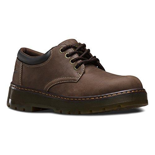 very cheap sale online Dr. Martens Men's Bolt Leather Work Boots Dark Brown amazon for sale Inexpensive for sale outlet locations sale online B1KCu9etGp