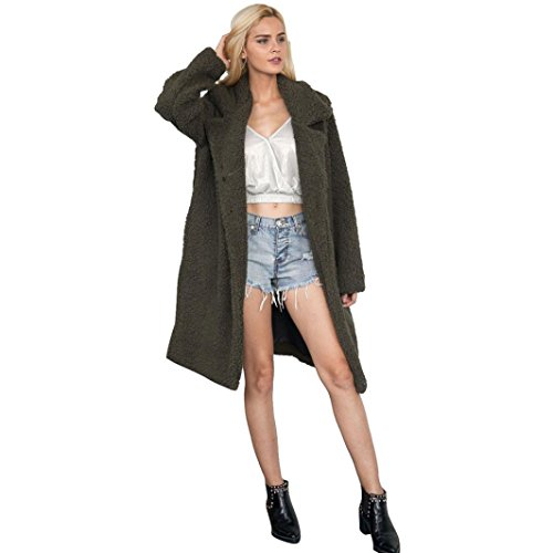 Manche Overmal Vêtements Veste Vert Filles Fashion Hippie Les Redingote Femmes Longue pE6qpwTr