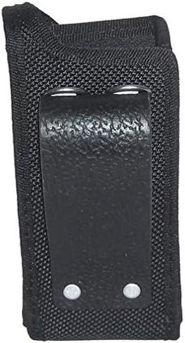 Nylon Carry Case Holster for Motorola MOTOTRBO XPR 3500e Two Way Radio