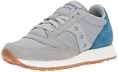 Light Bleu basses baskets ORIGINAL S1044 426 JAZZ femmes SAUCONY Gris des 8vg6nwq