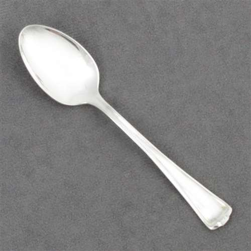 (Cromwell by 1847 Rogers, Silverplate Demitasse Spoon)