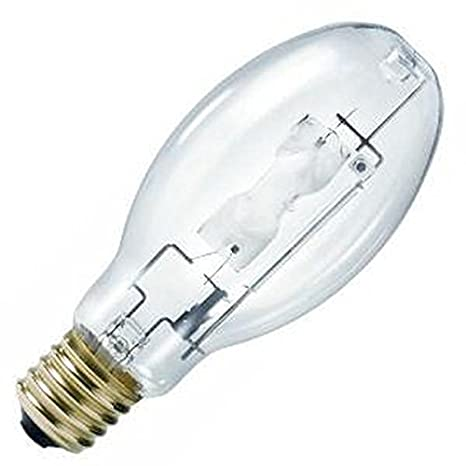 Philips Lighting 232520 ED28 Standard Metal Halide Lamp 400 Watt E39 Mogul Base 44000 Lumens 68 CRI 4000K Cool White