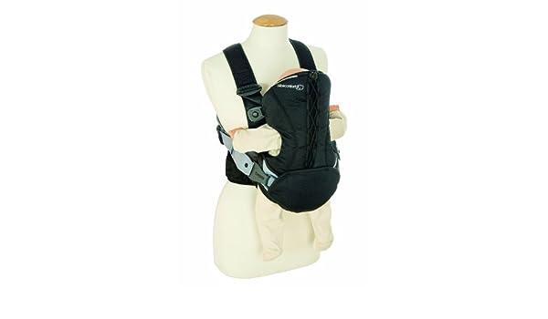 Amazon.com : Bébé Confort Porte-bébé WELCOMEXCEL TOTAL BLACK Collection 2013 : Baby