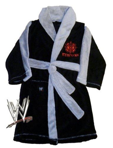 ThePyjamaFactory WWE Rey Mysterio Boys Fleecy Dressing Gown 11-12 ...