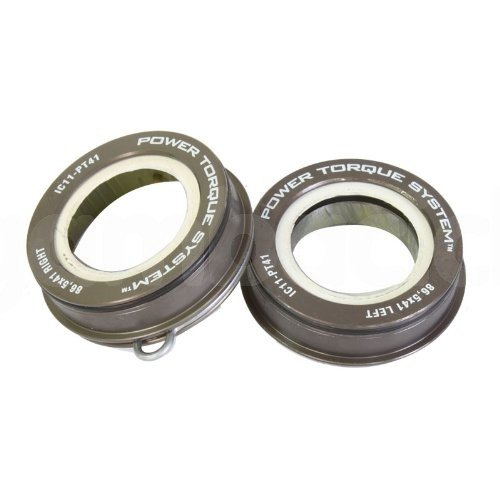 Campagnolo Power-Torque Bottom Bracket Cups BB86, 86.5x41