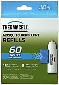 Thermacell R-5 Mosquito Repeller Refill, 60 Hour Pack (15 Repell