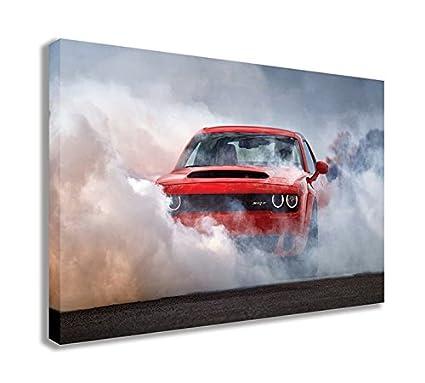 Amazon Com 2018 Dodge Challenger Srt Demon American Muscle Car