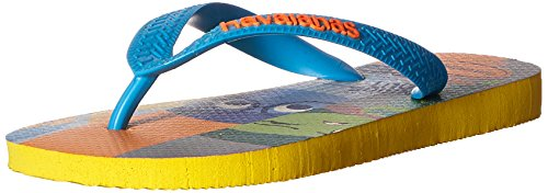 Pictures of Havaianas Kids Flip Flops Sandals, Inside Out, (Toddler/Little Kid) 1