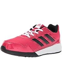 Adidas Girls' Altarun K, Real Pink/White/Vivid Berry, 11...
