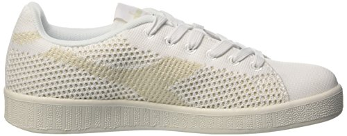 outlet discount cheap best wholesale Diadora Men's Game Weave Low-Top Sneakers Off White (Bianco) cheap sale with credit card a1eKom