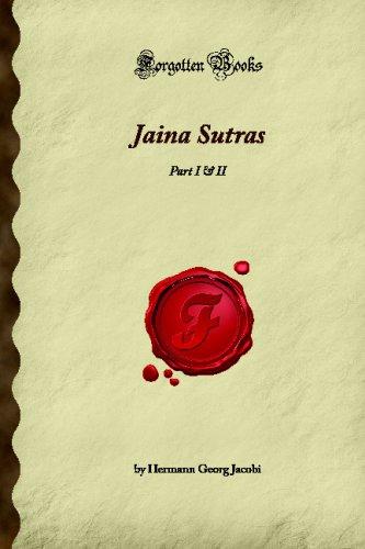 Jaina Sutras